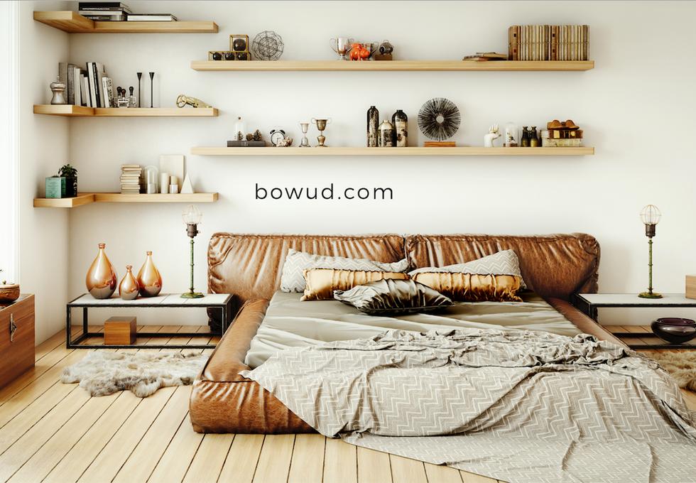 bowud.com - Etageres murales bois - Shel