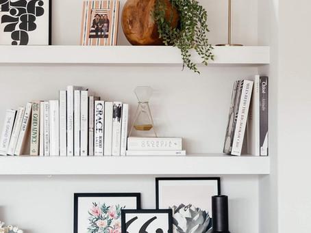 Bien plus qu'un simple meuble de rangement, l'étagère murale est désormais un must have déco.