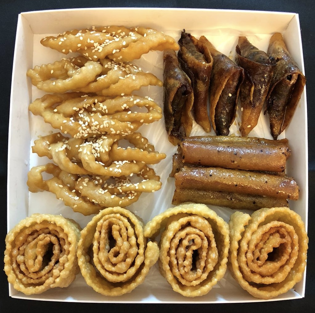 אריזת עוגיות שי