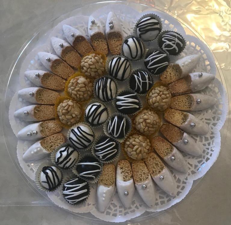 עוגיות מרוקאיות מעוצבות