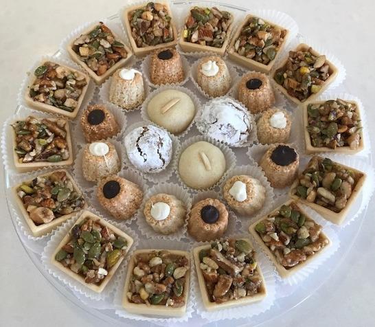 עוגיות מרוקאיות