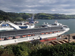 At Port Chalmers