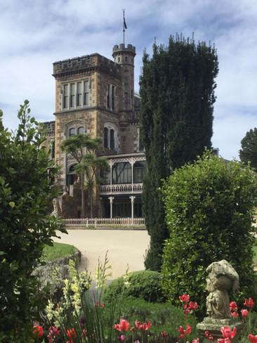 Larnach Castle Gardens