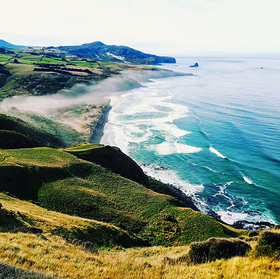 Otago Peninsula views