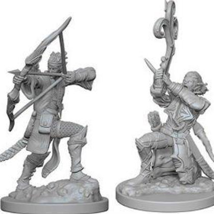 Dungeons & Dragons Nolzur's Marvelous Miniatures - Elf Male Bard
