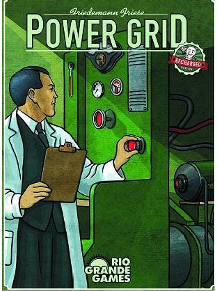 Power Grid - Recharged