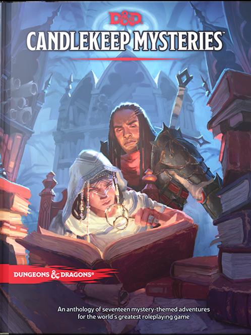 D&D 5E CandleKeep Mysteries