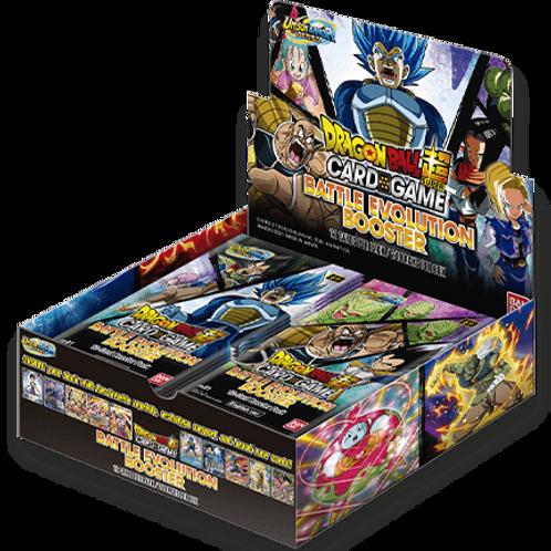Dragon Ball Super - Battle Evolution Booster Box