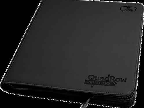 Ultimate Guard Quadrow Zipfolio Xenoskin - Black