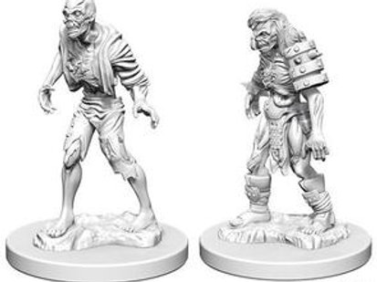Dungeons & Dragons Nolzur's Marvelous Miniatures - Zombies