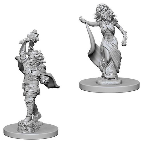 Dungeons & Dragons Nolzur's Marvelous Miniatures - Medusas