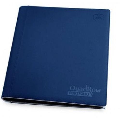 Ultimate Guard Quadrow Zipfolio Xenoskin - Dark Blue