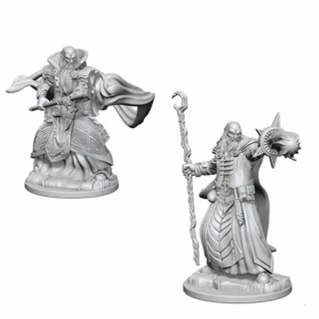 Dungeons & Dragons Nolzur's Marvelous Miniatures - Male Human Wizard