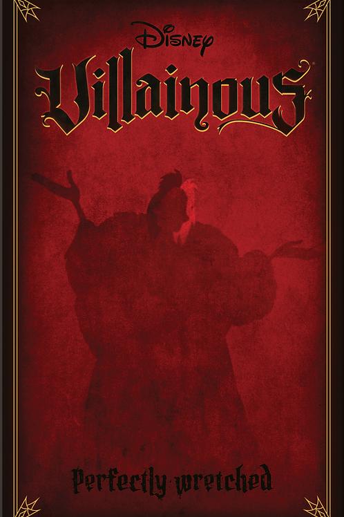 Disney Villainous - Perfectly Wretched
