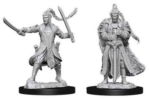 Dungeons & Dragons Nolzur's Marvelous Miniatures - Elf Male Paladin