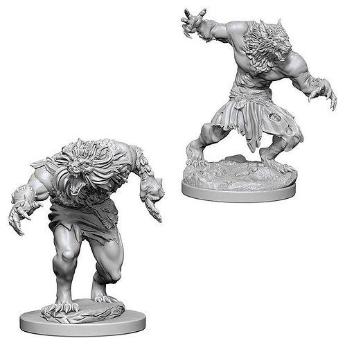 Dungeons & Dragons Nolzur's Marvelous Miniatures - Werewolves
