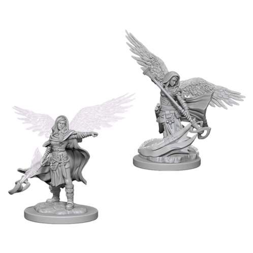 Dungeons & Dragons Nolzur's Marvelous Miniatures - Aasimar Female Wizard