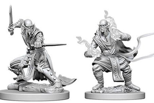 Dungeons & Dragons Nolzur's Marvelous Miniatures - Githzerai