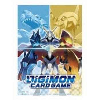 Digimon TCG Official Sleeves 60ct - Omega Evolution