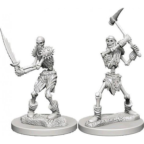 Dungeons & Dragons Nolzur's Marvelous Miniatures - Skeletons