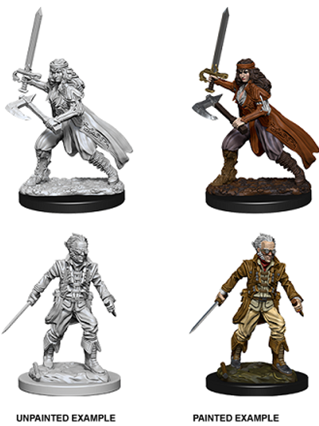 Dungeons & Dragons Nolzur's Marvelous Miniatures - Vampire Hunters