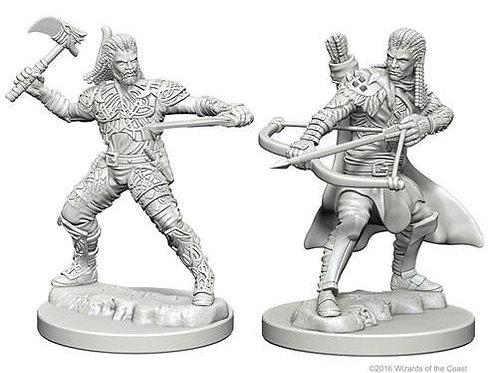 Dungeons & Dragons Nolzur's Marvelous Miniatures - Male Human Ranger