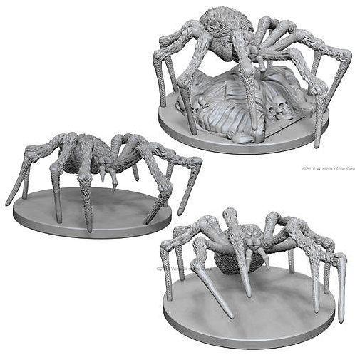 Dungeons & Dragons Nolzur's Marvelous Miniatures - Spiders