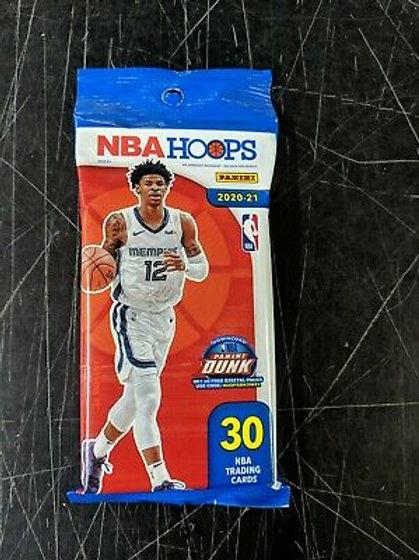 Panini 20/21 NBA Hoops Cello Pack