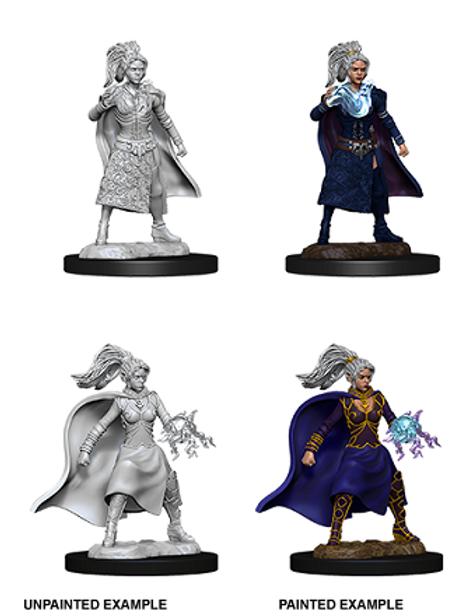 Dungeons & Dragons Nolzur's Marvelous Miniatures - Human Female Sorcerer