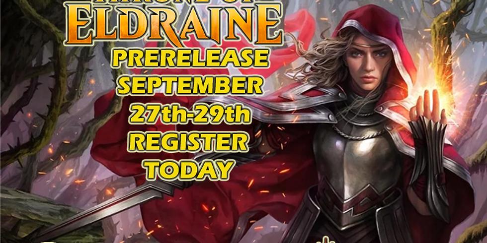 Markham - Eldraine Pre-Release Saturday 5PM