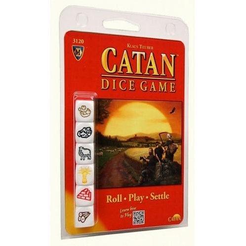 Catan the Dice Game