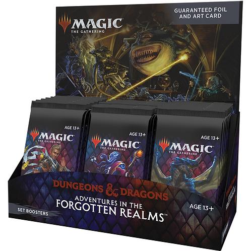 MTG Forgotten Realms Set Booster Box (Pre-Orders!)