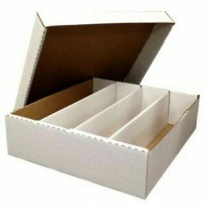 BCW Cardboard Storage Box 3200ct