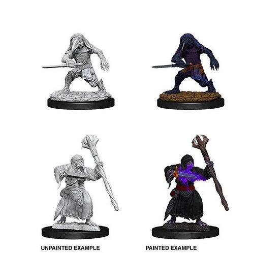 Dungeons & Dragons Nolzur's Marvelous Miniatures - Kenku Adventurers