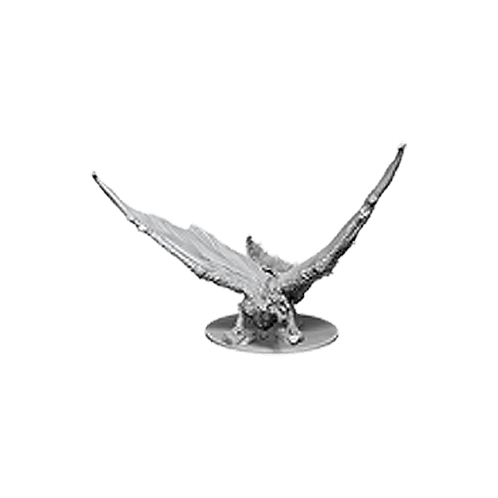 Dungeons & Dragons Nolzur's Marvelous Miniatures - Young Brass Dragon
