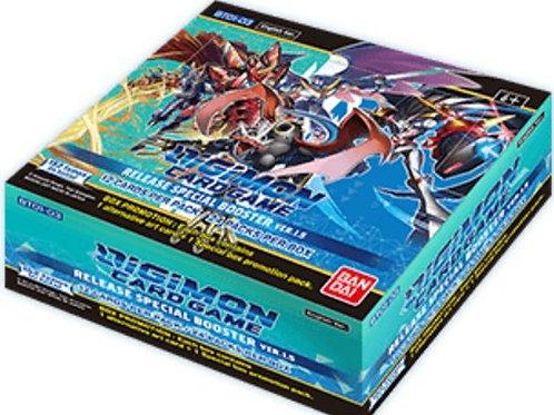 Digimon TCG Set 1.5 Booster Box