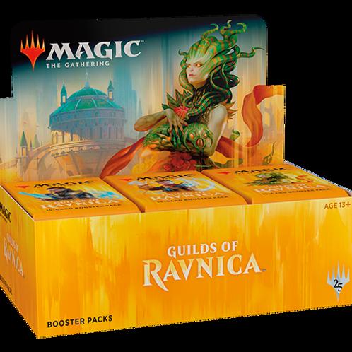 MTG Guilds of Ravnica Booster Box