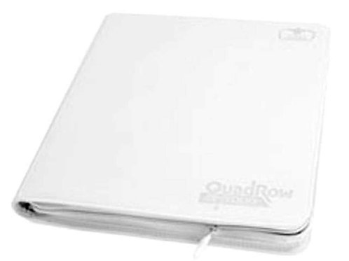 Ultimate Guard Quadrow Zipfolio Xenoskin - White