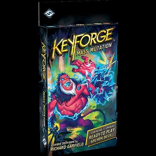 Keyforge Mass Mutation: Archon Deck