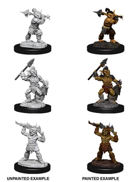 Dungeons & Dragons Nolzur's Marvelous Miniatures - Goblins