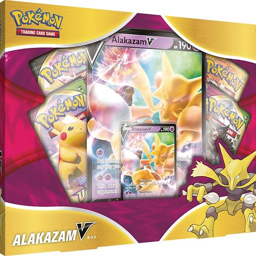 Pokemon Alakazam VBox