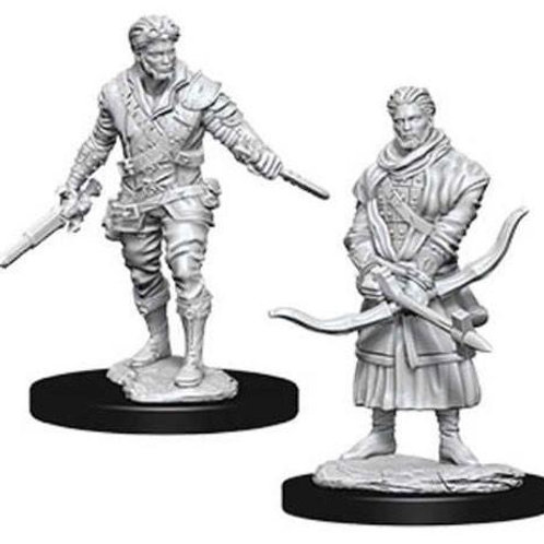 Dungeons & Dragons Nolzur's Marvelous Miniatures - Male Human Rogue