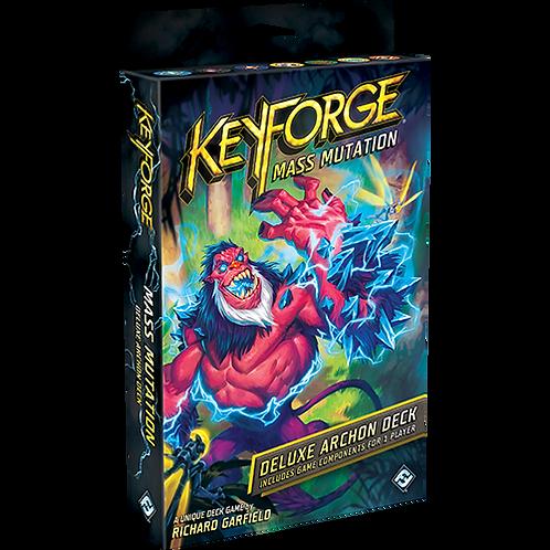 Keyforge Mass Mutation: Deluxe Archon Deck