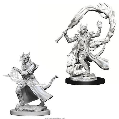 Dungeons & Dragons Nolzur's Marvelous Miniatures - Tiefling Male Sorcerer