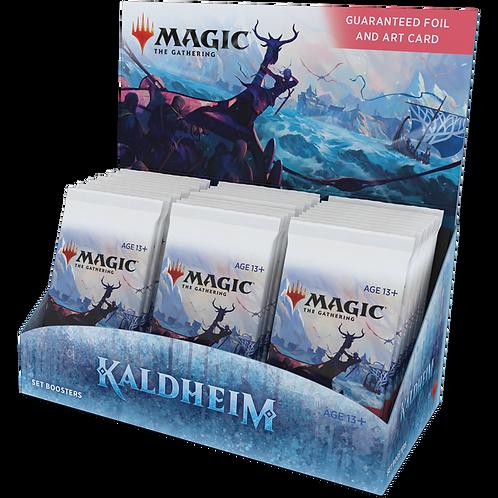 MTG Kaldheim Set Booster(Pre-Order)