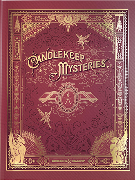 D&D 5E CandleKeep Mysteries - Limited Edition(Pre-Order)