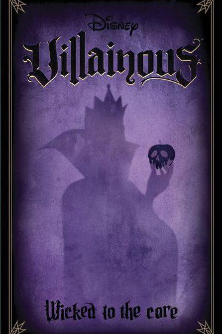Disney Villainous - Wicked to the Core