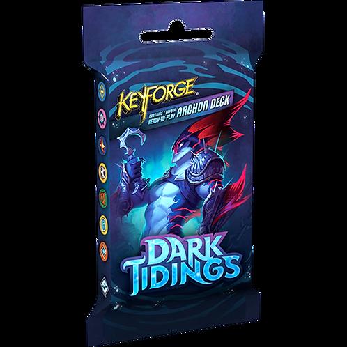 Keyforge: Dark Tidings Archon Deck