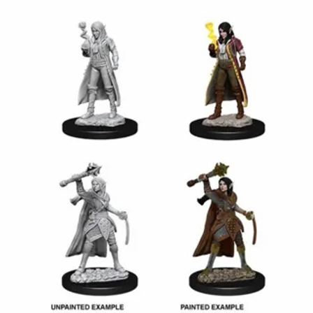 Dungeons & Dragons Nolzur's Marvelous Miniatures - Female Elf Cleric