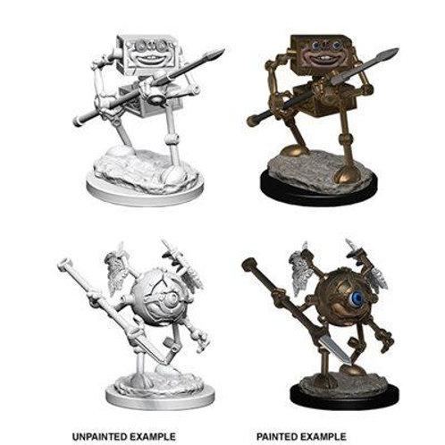Dungeons & Dragons Nolzur's Marvelous Miniatures - Monodrone & Duodrone